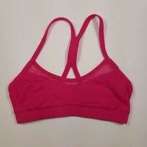Lululemon Athletica Flow Y Sports Bra Size 4